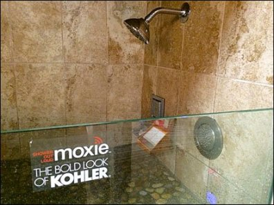 Kohler Half-Height Shower Test Chamber 2