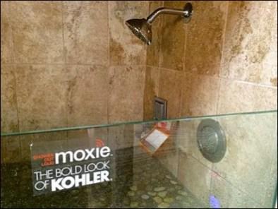 Kohler Half-Height Shower Test Chamber 2