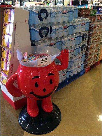 Koolaid Pitcher Man Overall