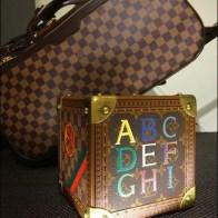 Louis Vuitton Cubic Valise Main