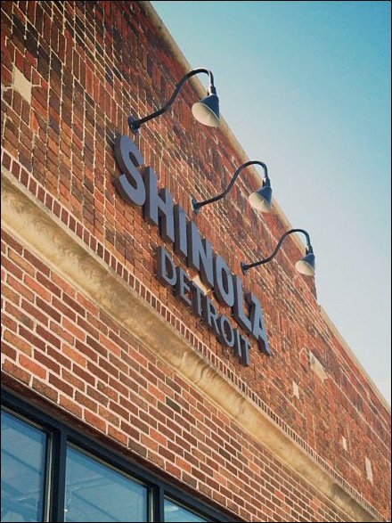 Shinola Brand Backstory - Made in Detroit_ Shinola_s Quest to Revive American Manufacturing Courtesy of Mashable
