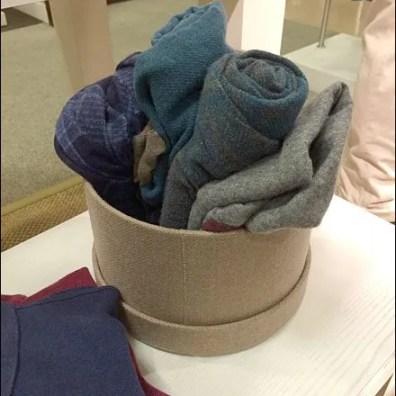 Men's Shirt Hatbox Rollup Aux
