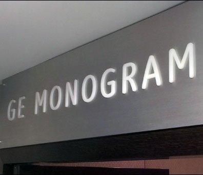 Monogram Store Entry Branding Aux