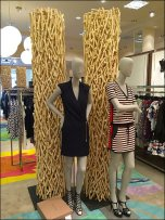 Pick-Up Stick in Visual Merchandising Front