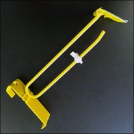 Yellow Flatback Scanning Grid Hook 2