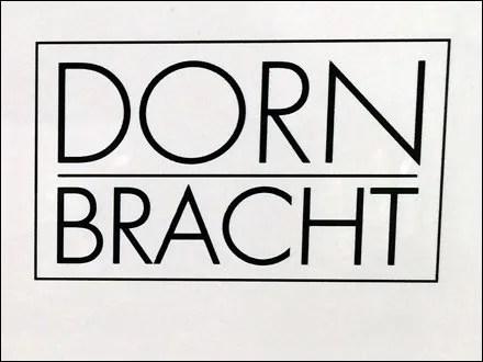 Dornbracht Display / Dornbracht Merchandising - Dornbracht Logotype