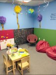 Dr. Seuss Retail Playroom