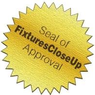 FixturesCloseUp Gold Seal of Approval 30º