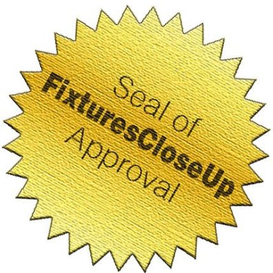FixturesCloseUp Gold Seal of Approval 30º