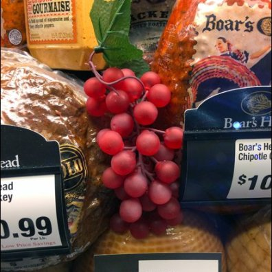 Grape Varietal Food Props Detail