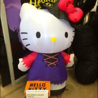 Haunted Halloween Hello Kitty
