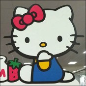 Hello Kitty 40th Anniversary Celebration