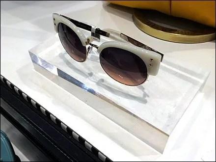 Henri Bendel Acrylic Sunglass Plinth 3