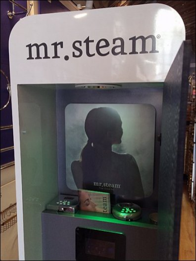 Mr Steam Condensate Point of Purchase 2