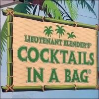 Jumbo Pouch Merchandising Cocktails
