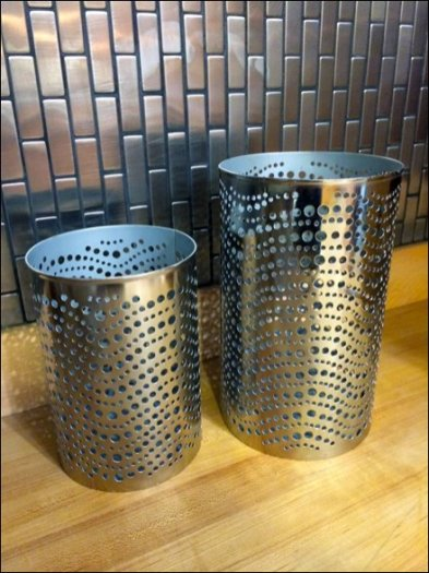 Perforated Metal Perfection Gallery