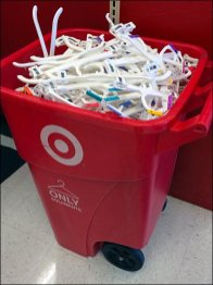 Clothes Hanger Recycling