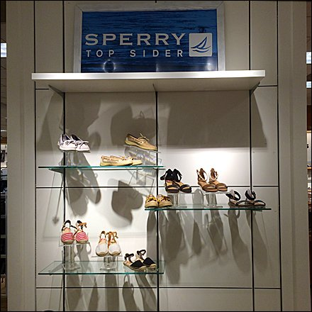 Sperry Top Sider Brand Sets Sail