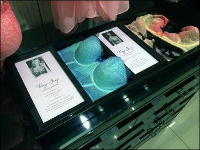 Victoria's Secret Twin Tray Inserts Gallery