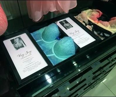 Victoria's Secret Twin Tray Inserts Gallery