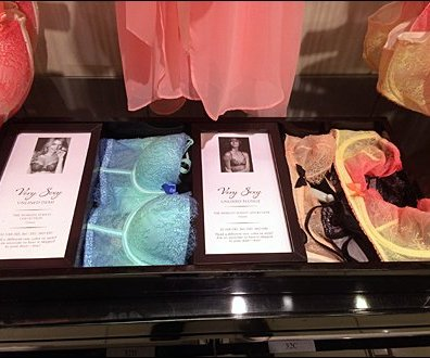 Victoria's Secret Twin Tray Inserts 2