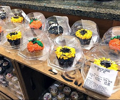 Halloween Cupcake Bell Jar Overview
