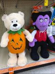 Halloween Plush Contrasts Main