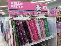 Hello Kitty Billboard Endcap