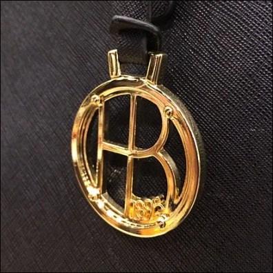 Henri Bendel Purse Charm Branding