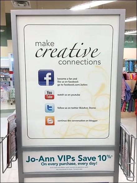 JoAnn's SM Creative Connections Main
