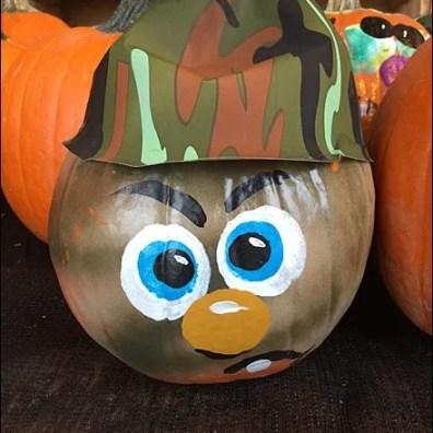 Militant Pumpkin Merchandising Main