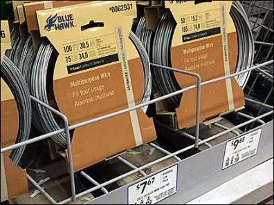 Open Wire Rack for Multipurpose Wire 2
