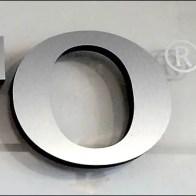 ToTo Logo Silhouette on Acrylic 3