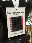 Two For One Color Sign Ribbon Tie