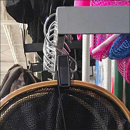 Clothes Clip Fishing Net Hang