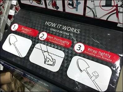 FiberFix Repair Wrap 1