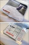 Sleepy's Flip-Front Footer Sign For Mattress Sales