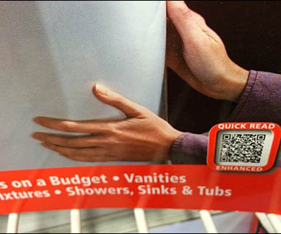 Black & Decker Quick-Read QR Code