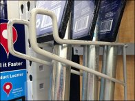 Scraper Station Utility Hook Literature Holder 2
