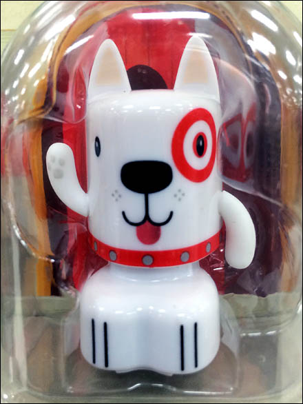 Target Bobble Head Gift Card Main