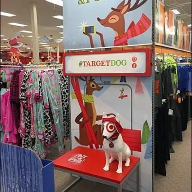 Target Dog Photo Opp 2