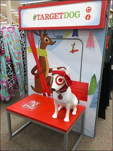 Target Dog Photo Opp 3