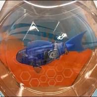 Fish AquaBot 3 Blue