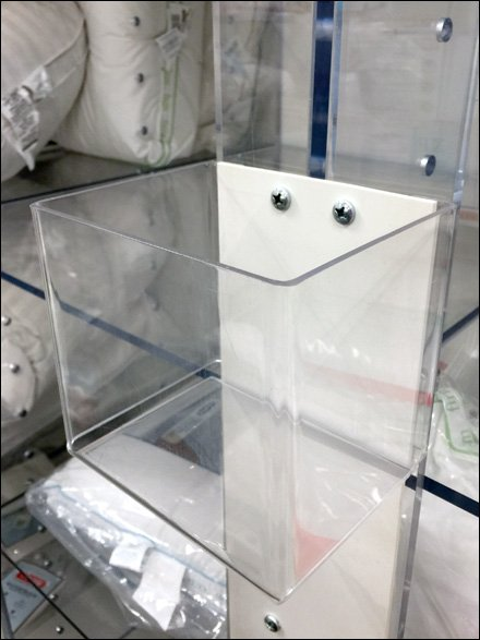 Bed Bug Proof Pillow Case Shelf Edge Cross Sell Fixtures