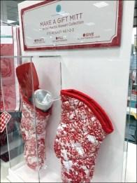 Martha Stewart Make-A-Gift Mitt