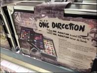 One Direction Brand Self Merchandising 2