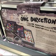 One Direction Brand Self Merchandising 2