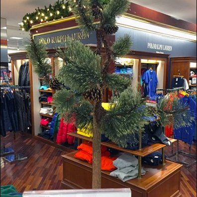 Polo Ralph Lauren Christmas Tree Main