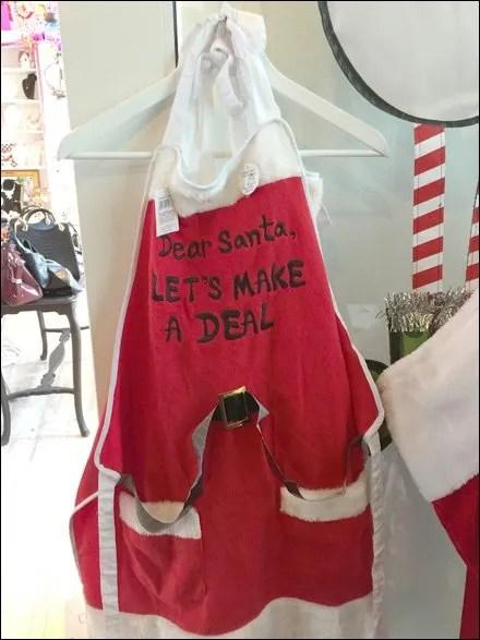Santa Let's Make a Deal Main