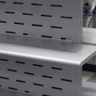 Slot Mount Shelves 3